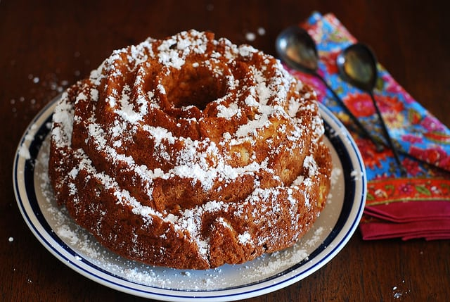 Apple Cinnamon Coffee Cake Bundt